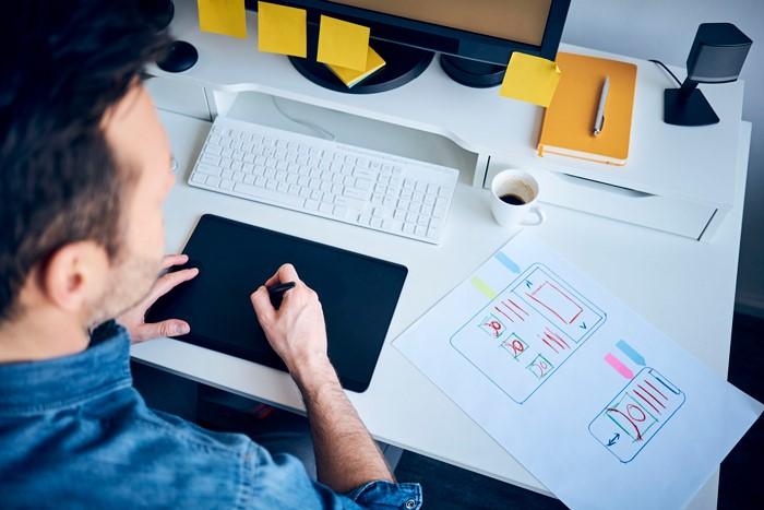 طراحی سایت حرفه ای چگونه است؟