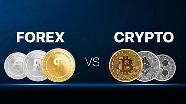 بازار فارکس و مقایسه آن با بازار ارزهای دیجیتال