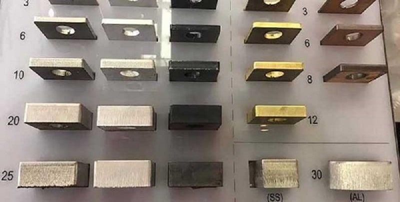 برش لیزر قطعات فلزی چگونه است؟