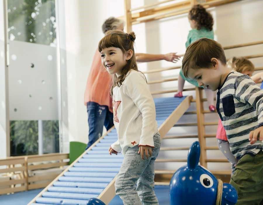میزان فعالیت بدنی کودکان نوپا