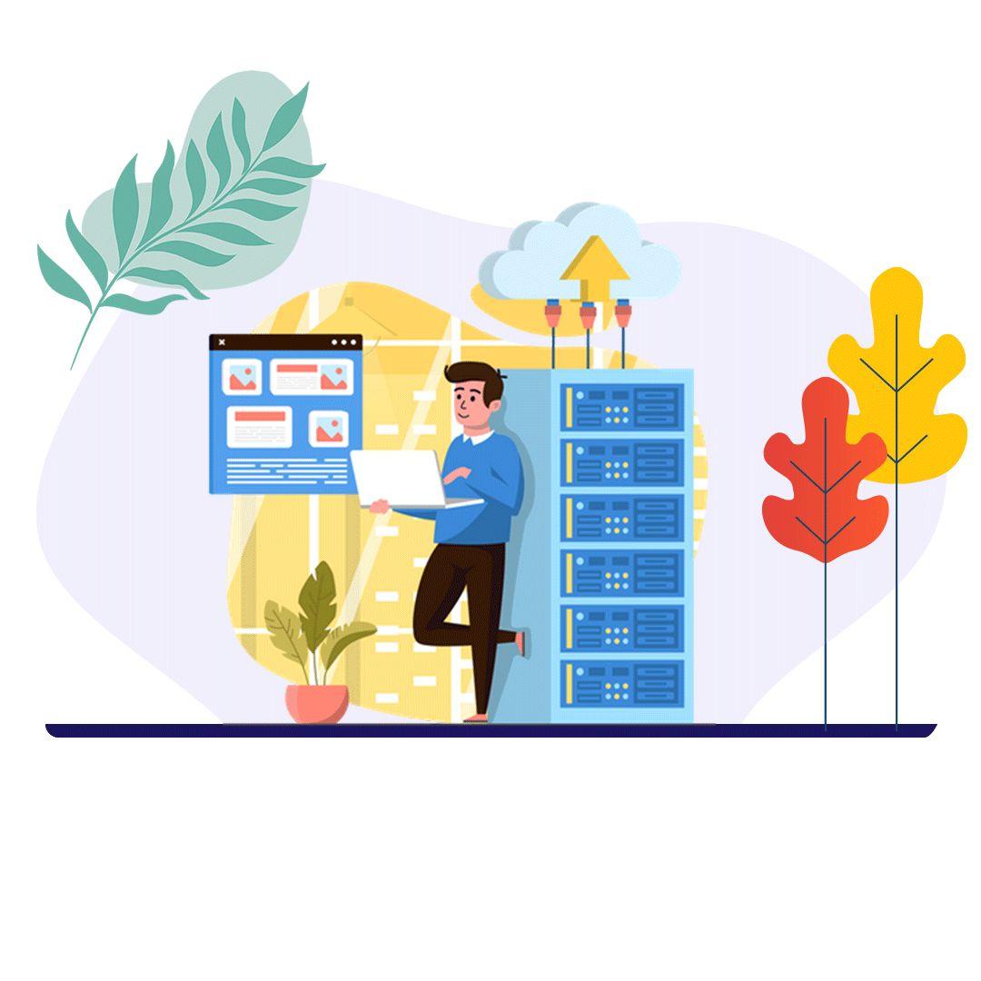 خدمات پسیو شبکه چیست؟