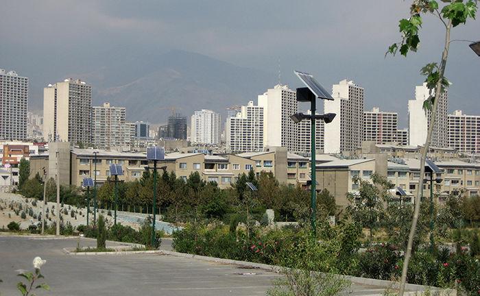 قیمت جدید آپارتمان در تهران