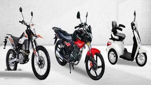 قیمت روز انواع موتورسیکلت ۱۴۰۰/۳/۲ +جدول