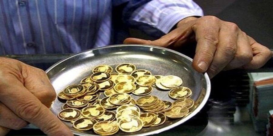 قیمت سکه امامی امروز شنبه ۱۴۰۰/۰۵/۰۹