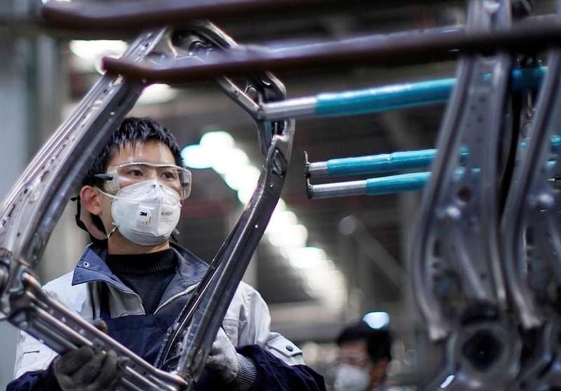 فعالیت کارخانجات چین به کمترین سرعت خود از فوریه ۲۰۲۰ رسید