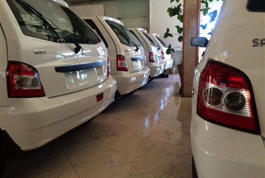 آخرین قیمت پراید و ساینا در بازار خودرو + جدول