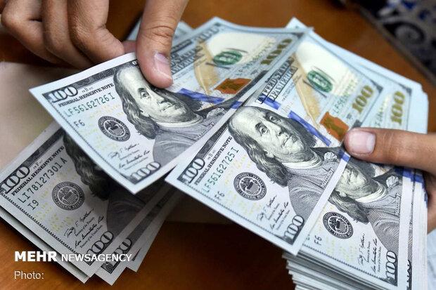 قیمت دلار ۱۰ مرداد ۱۴۰۰ به ۲۵ هزار و ۳۶۰ تومان رسید