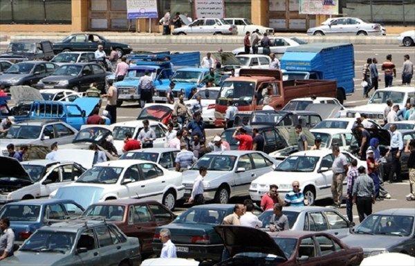ساینا ۱۴۷ میلیون شد/قیمت خودروهای پرفروش در بازار عصرگاهی