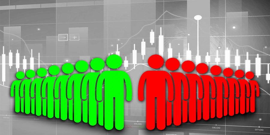 آمار ورود و خروج پول حقیقی به سهمهای بورس