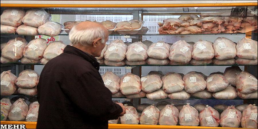 قیمت مرغ امروز ۱۰مرداد ۱۴۰۰ + جدول