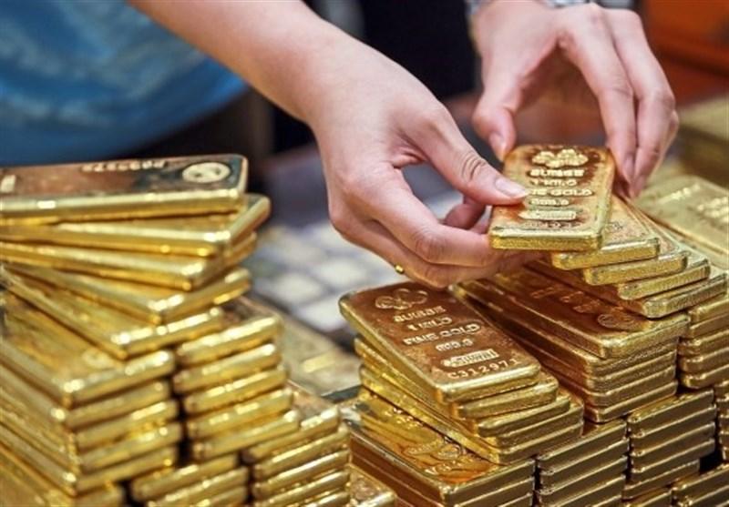 قیمت جهانی طلا امروز ۱۴۰۰/۰۵/۱۲