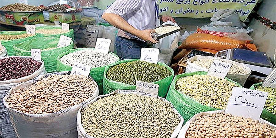 نشانههای افزایش قیمت حبوبات