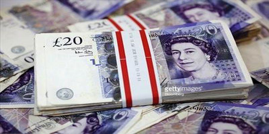قیمت پوند امروز پنجشنبه ۱۴۰۰/۰۶/۲۵  افت قیمت