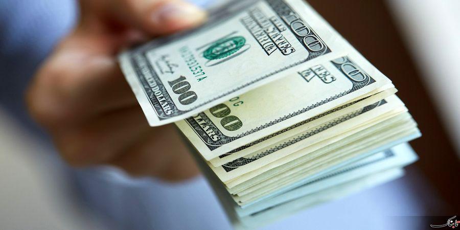 قیمت دلار در بازار متشکل پنجشنبه ۱۴۰۰/۰۶/۲۵