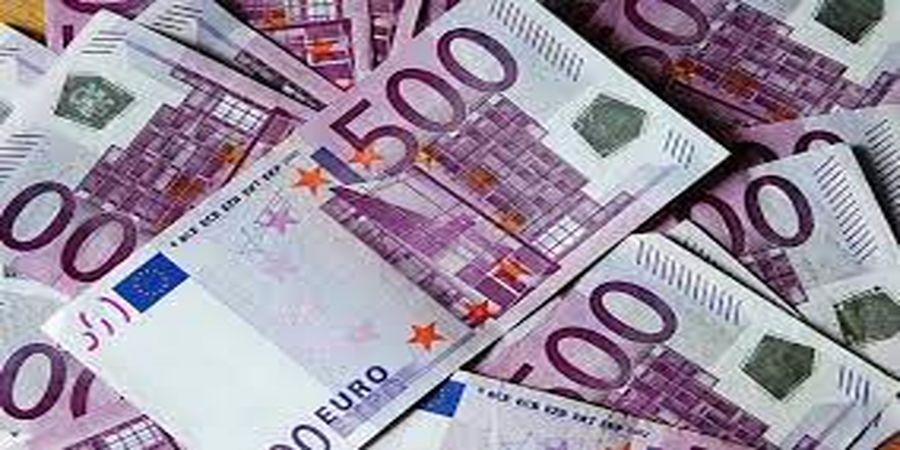 قیمت یورو امروز پنجشنبه ۱۴۰۰/۰۶/۲۵   افت قیمت  یورو در بازار