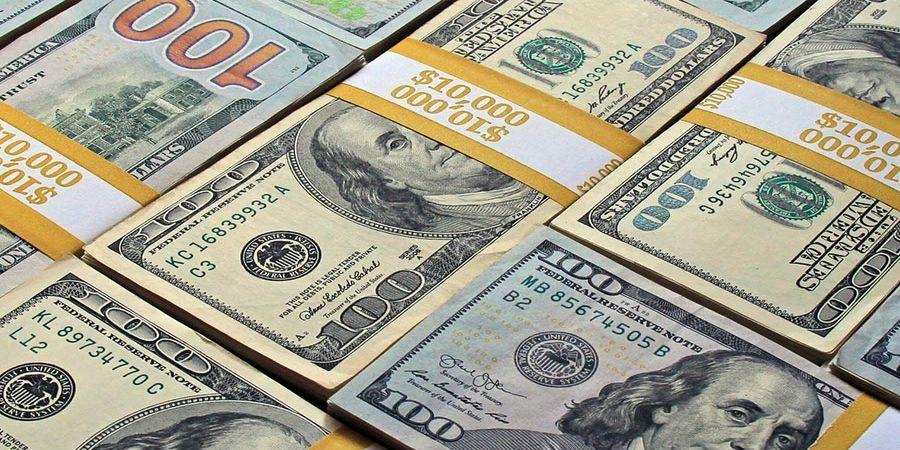 قیمت دلار در بازار امروز پنجشنبه ۱۴۰۰/۰۶/۲۵  قیمت دلار پایین رفت