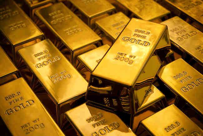 قیمت جهانی طلا امروز ۱۴۰۰/۰۶/۲۶/ثبت پایینترین رقم قیمت طلا طی ۱ ماه گذشته