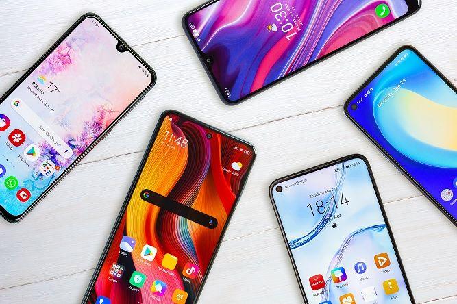 انواع گوشی سامسونگ در بازار چند؟+ جدول