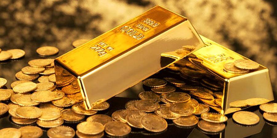قیمت گرم طلا امروز  شنبه ۱۴۰۰/۰۶/۲۷|  افت قیمت طلا