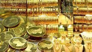 قیمت انواع سکه و طلا امروز ۲۷ شهریور +جدول