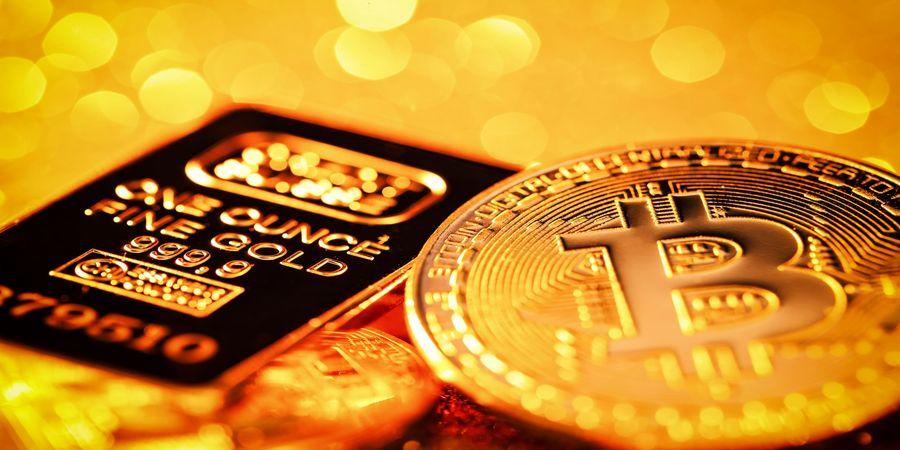 افت ۲.۵ درصدی قیمت جهانی طلا/ صعود بیتکوین