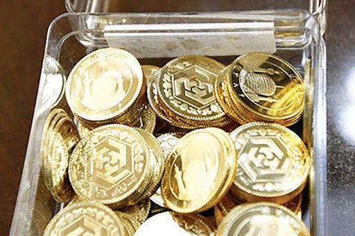 طلا و سکه دوباره ریخت / افت ۱۸۶ هزار تومانی سکه