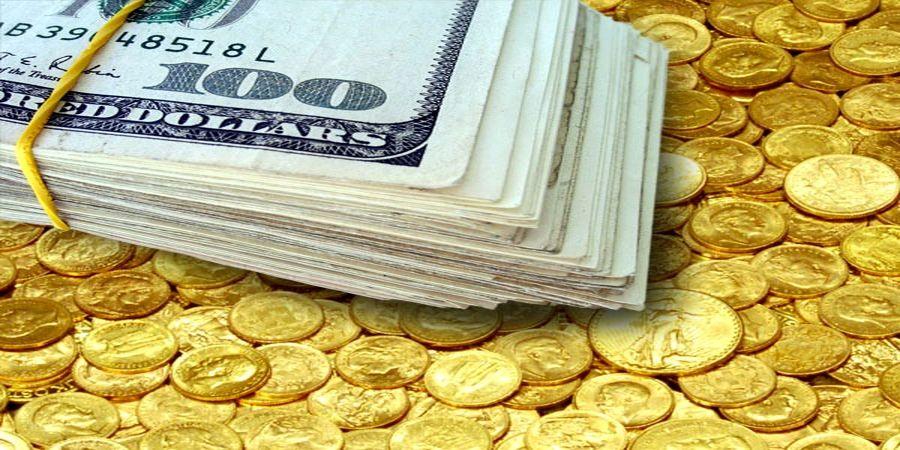 نرخ ارز دلار سکه طلا یورو امروز  یکشنبه ۱۴۰۰/۰۶/۲۸| عقب نشینی سکه و دلار