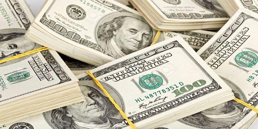 حباب قیمتی دلار بازهم منفی شد!