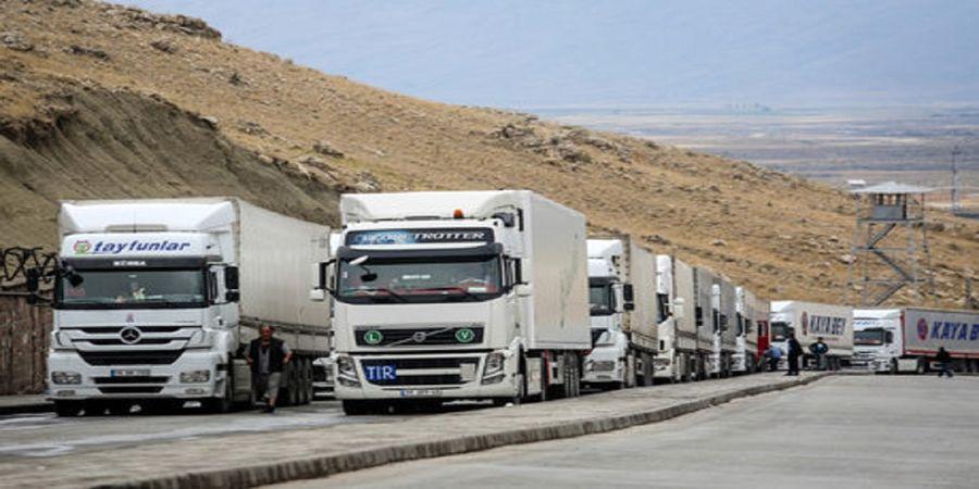 بخشنامه مهم گمرک ایران  در خصوص ترخیص یکماهه کامیون های رسوبی