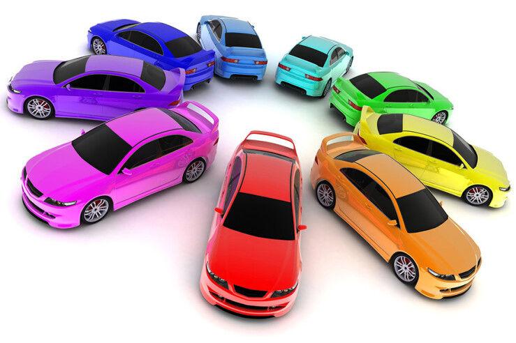 در هنگام فروش، کدام رنگ باعث افت ارزش خودرو می شود؟